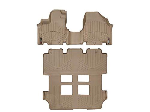Weathertech 453471-453412 DigitalFit Floorliner Set