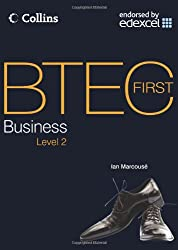 BTEC First Business, Level 2