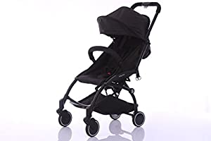 Babygrace Ultra lightweight Baby Stroller Folding Infant Stroller Travel System Anti-Shock Umbrella Stroller