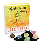 Meditation Energy Gemstone Gift Set Creativity to Relax Recharge and Refresh