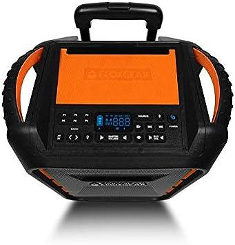 ECOXGEAR GDI-EXBLD810 Waterproof Portable Bluetooth//AM//FM Wireless 100W Speaker