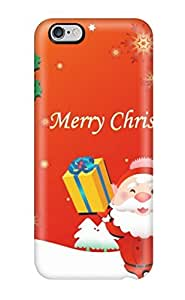 2015 3425449K65773518 Premium Protection Holiday Christmas Case Cover For Iphone 6 Plus- Retail Packaging WANGJING JINDA