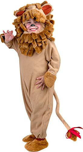 Toddler Lil Lion Costume Size: Toddler 2T (Lion Costume 2t)