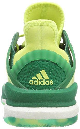 Hombre para Balonmano Verfue Stabil Zapatillas de Veruni Seamhe Verde X 000 Adidas WnwUqaxTW