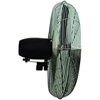 TPI 8749102 CACU24WO Oscillating Commercial Wall Fan, 24