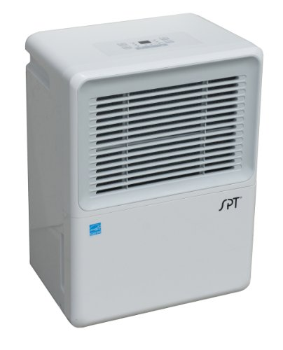 SPT SD 72PE Energy Star Dehumidifier 70 Pint