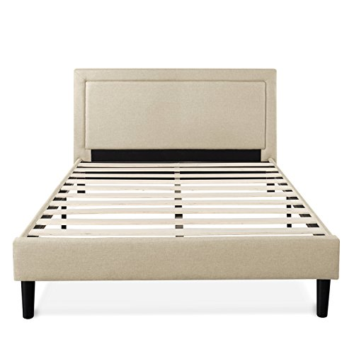 Zinus Upholstered Detailed Platform Wooden product image
