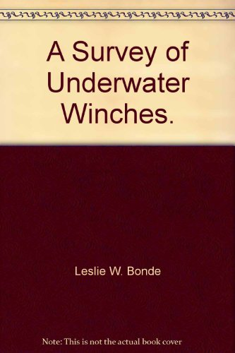 A Survey of Underwater Winches.