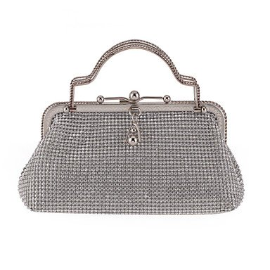 Gold soir Mode du Sac Femme Diamants wqnvaXU7x