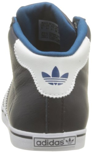 Star Baskets Bleu bletri Slim Mode Originals Femme blanc enccla Adidas Mid Court W RgxnY