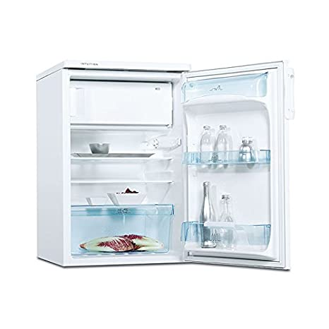 Electrolux ERT 14001 W8 - Nevera combi (Independiente, Blanco, 122 ...