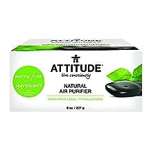 Attitude Natural Air Purifier Green Apple & Basil 8oz