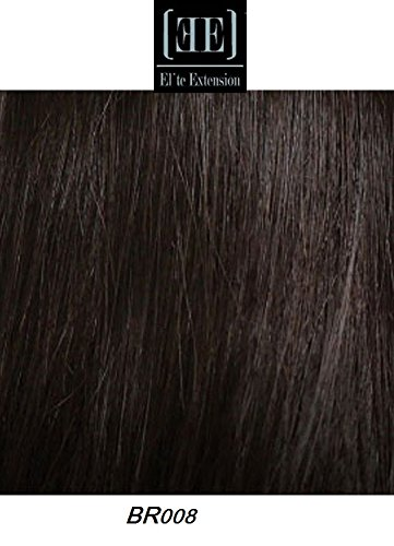 Amazon herstyler elite extensions 18 long 100 human hair herstyler elite extensions 18quot long 100 human hair extensions instant clip br008 pmusecretfo Choice Image