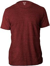 Men's Crew Neck Premium-Wash T Shirts