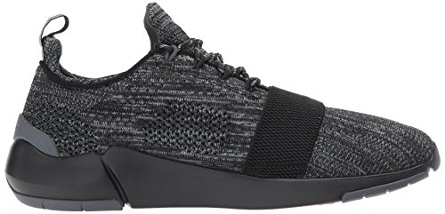 Recreación Creativa Para Hombre Ceroni Fashion Sneaker Black Smoke Vapor