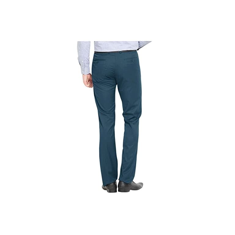 411mK3hjhwL. SS768  - AD & AV Men's Regular Fit Formal Trousers