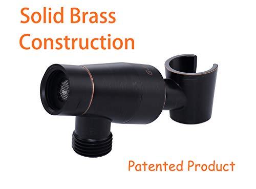Bronze Shower Head Combo Set