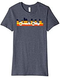 """Crush City"" Houston Vintage Colors Baseball Shirt"