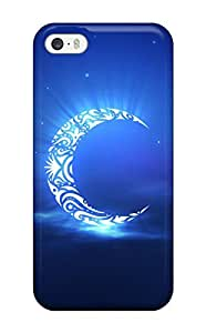 Fashion BHCBzQI6337pcujr Case Cover For Iphone 5/5s(holy Ramadan Moon)