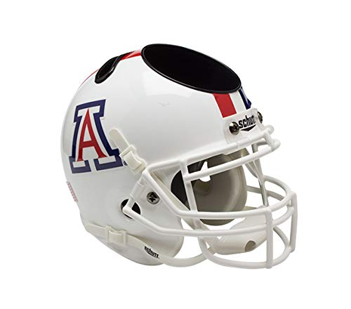 Desk Wildcats Ncaa (NCAA Arizona Wildcats Helmet Desk Caddy, White)