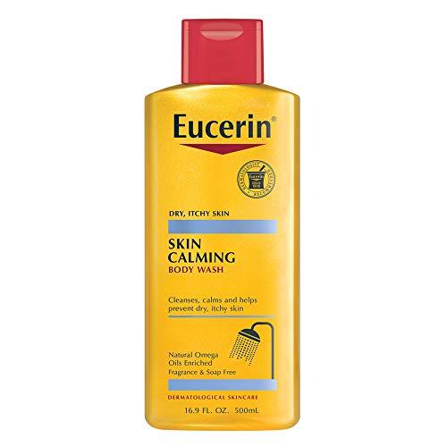 Eucerin Skin Calming Dry Skin Body Wash 8.4 Fluid Ounce
