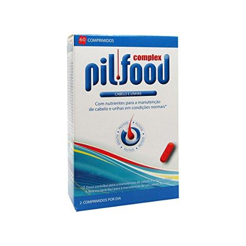 Pilfood Hair And Nails 60 Tablets