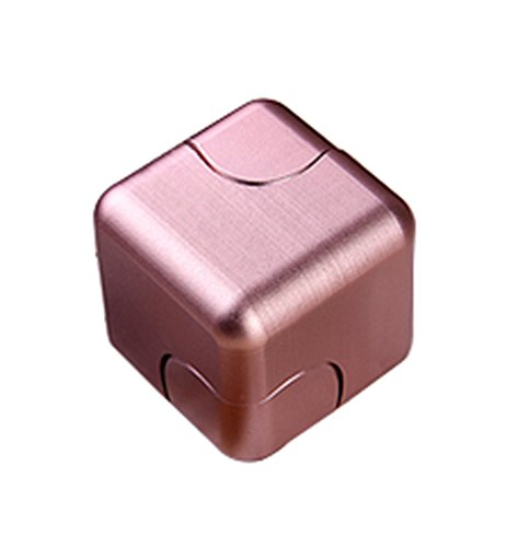 Metal Fidget Cube Square Fidget Spinner Hand Spinner Relieves