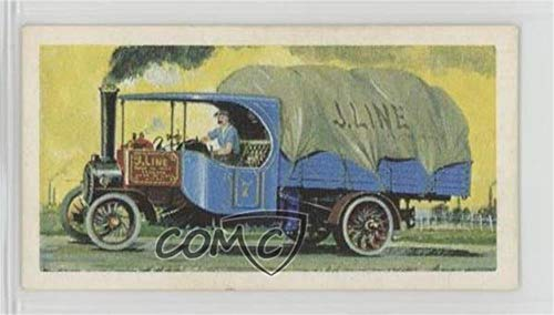Steam Wagon (Trading Card) 1966 Brooke Bond Transportation Through the Ages - [Base] #17 ()