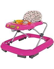 Andador Safari Plus, Tutti Baby, Rosa