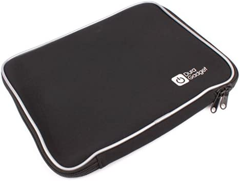 DURAGADGET Funda Negra De Neopreno para Lenovo Yoga Tab 3 10 ...