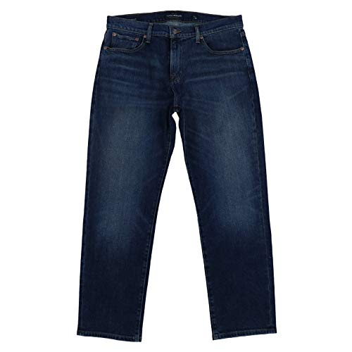 Denim Trousers Brand Lucky - Lucky Brand Jeans 221 Original Straight (34x32, Meadow View)