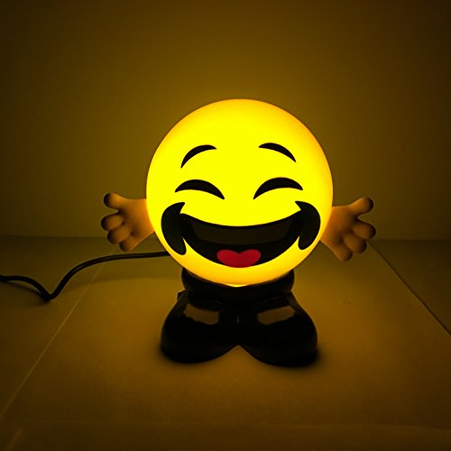 Emoji USB Charging Foggy Warm Lights - Bed Lamps - Night lights (Bigmouse)