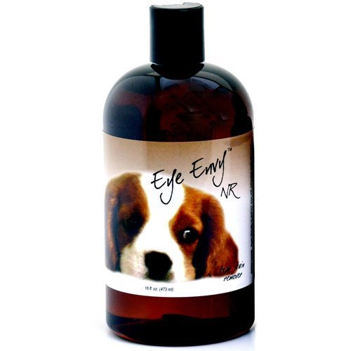 Eye Envy Tear Stain Remover Solution for Dogs - 16oz