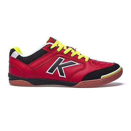 KELME - Zapatilla Futsal Pro Precision Synthetic, Unisex, Rojo, 43: Amazon.es: Zapatos y complementos