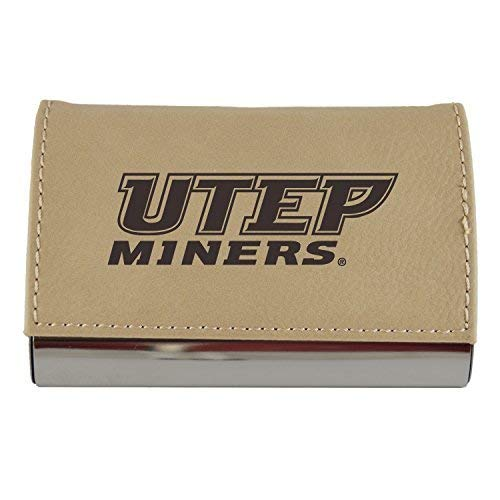 Velour Business Cardholder-The University of Texas at El -