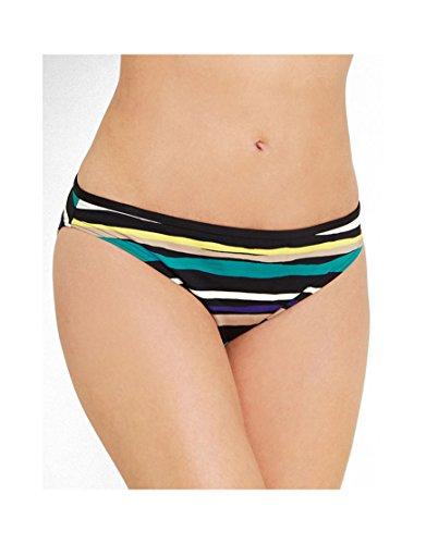 Figleaves Womens Sorrento Stripe Classic Bikini Brief Size 18 in ()