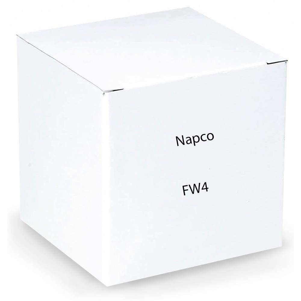 Firewolf Advanced Photoelectric Smoke Detector, 4-Wire (FW-4) by Napco