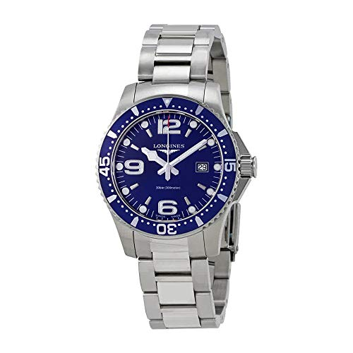 Longines Swiss Watches - Longines HydroConquest Blue Dial Mens Watch L3.730.4.96.6
