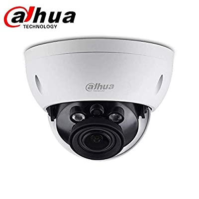 Dahua 6mp Dome POE IP Camera IPC-HDBW4631R-ZS 2.7~13.5mm Motorized Lens WDR Micro SD Recorder H.265 IR CCTV Security Surveillance Camera