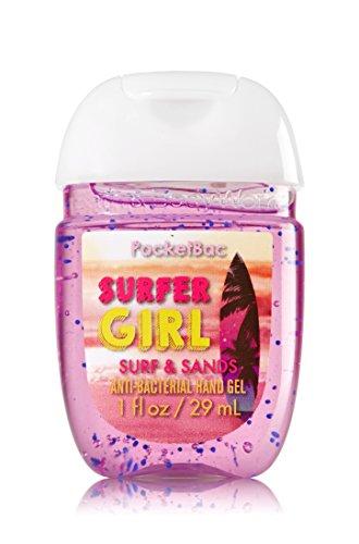 Bath & Body Works PocketBac Hand Gel Sanitizer Surfer Girl
