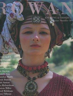 (Rowan Knitting & Crochet Magazine Number 39 )