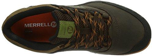 Merrell ANNEX GTX - Zapatillas de senderismo para hombre Dark Earth