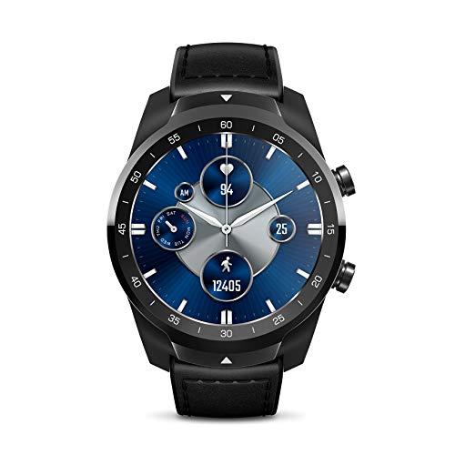 TicWatch Pro S Smartwatch 1 GB RAM Ingebouwde GPS IP68 Waterdicht 24 uur Hartslagbewaking Slaap Tracking Slijtage OS…