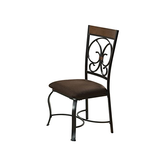 Acme Furniture 71122 Jessi Side Chair (Set of 2)