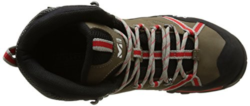 amp; Trekking Braun High MILLET Wanderstiefel Herren Brown Faint Marron Red Route wxfZSfPTnq