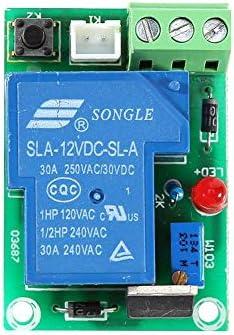 12V 30A Autobatterie Schutzmodul übermäßige Entladung