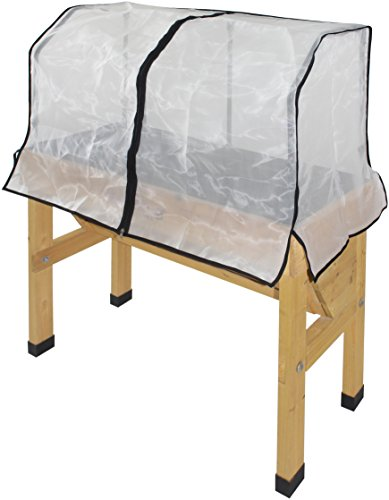 Vegtrug SGMMC 1139 USA Small Greenhouse Micromesh Cover by Veg Trug