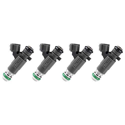 Fuel Injectors Kits,SCITOO 18 Holes Fuel Injector fit 03-08 Infiniti FX45,02-04 Infiniti I35,03 04 06-10 Infiniti M45,03-06 Infiniti Q45,02-03 Nissan Altima Maxima,03 Nissan Murano 842-12239,Set of ()