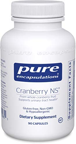 Pure Encapsulations Cranberry Supplement