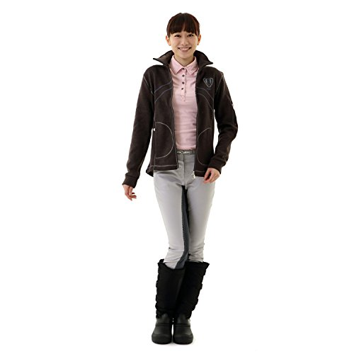 327529 Botas mujer equitación para Covalliero negro de 14TxS